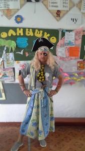 Главный пират лагеря